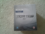 james bond 22  box set