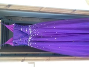 beautiful prom/bridesmaid dress