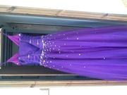 beautiful prom/bridesmaid dress