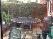8 foot trampoline