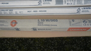 box of OSRAM red FLUORESCENT TUBE LIGHTS 4ft/12000& 2ft/600
