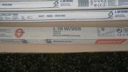 box of OSRAM red FLUORESCENT TUBE LIGHTS 4ft/12000& 2ft/600