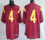 SELL NCAA 4 Red NFL Jerseys