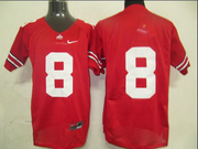 SELL NCAA 8 Red NFL Jerseys