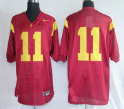 SELL NCAA 11 Red NFL Jerseys