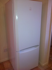 INDESIT - BIAA10 Fridge Freezer - White