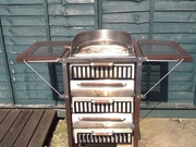 Charcoal barbecue for sale