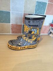 Boys JCB Wellies - BRAND NEW